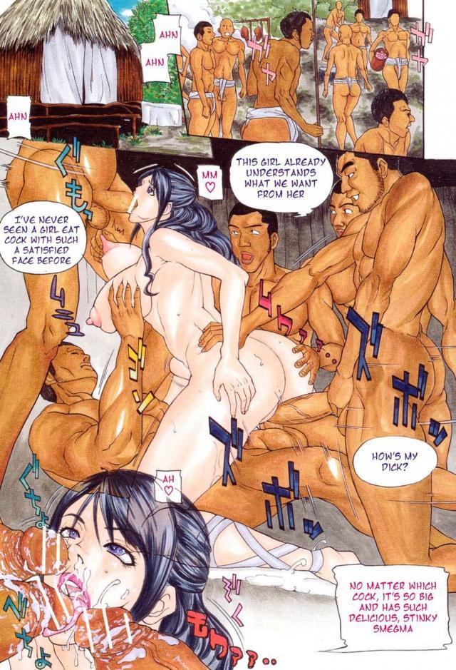 hentai-manga-Hitodzuma Nururun Taiki