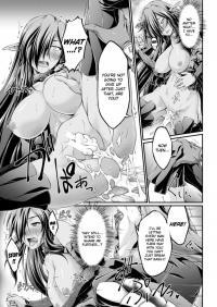 Kuroinu ~Corrupted Maidens~ THE COMIC